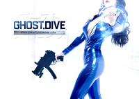 artwork for series Ghost Dive